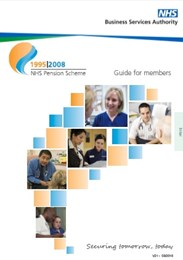 1998 2008 NHS Pension Members Guide