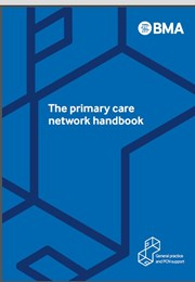 BMA - The primary care network handbook