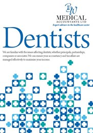 Specialist advisers to Dentists