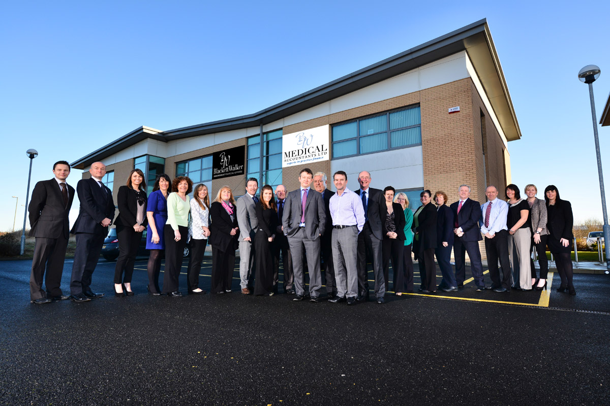 New Year brings new office for medical accountants